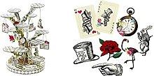 Talking Tables Alzata Per Dolci Alice Nel Paese