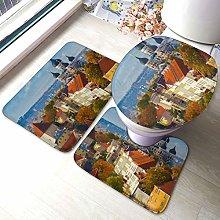 Tallinn Estonia Cityscape stampato morbido