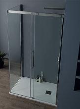 Tamanaco Box doccia 8PSC15 in cristallo 8 mm