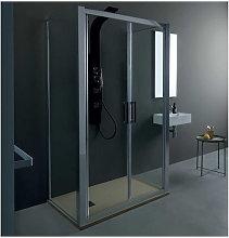 Tamanaco Box doccia FPSL60 cristallo 6 mm