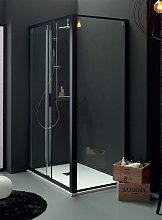 Tamanaco Box doccia PSCRAPID con lato fisso in