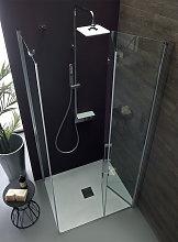 Tamanaco Box doccia TPS35 in cristallo 6 mm