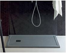 Tamanaco Piatto doccia Flat in marmoresina con