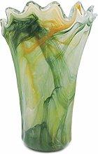 Tammaro Home Vaso in Vetro di Murano Verde Modello