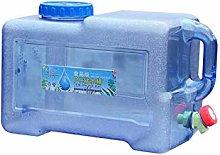 Tanica dell'acqua portatile da 5 l, con manico
