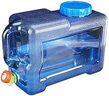 Tanica per acqua con rubinetto, 12 l, per
