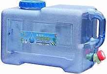 Tanica per acqua portatile da 8 l, con manico e