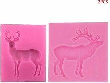 Tanmo - Stampo in silicone 3D per torte e