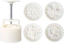 Tanmo - Stampo per biscotti a forma di loto