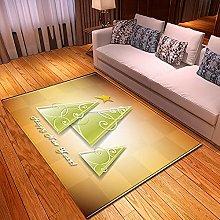 Tappeti di Moda Pelo Corto Motivo 3D Albero di