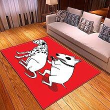 Tappeti di Moda Pelo Corto ,Motivo 3D Cucciolo di