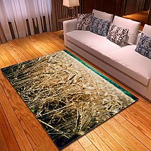 Tappeti di Moda Pelo Corto ,Motivo 3D grano