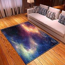 Tappeti di Moda Pelo Corto Motivo 3D Univers