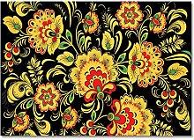 Tappeti Giallo&fiori Home Tappeto per Esterno