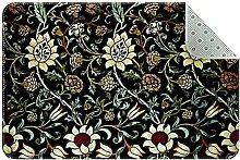 Tappeti per piccola area Tappeti floreali per
