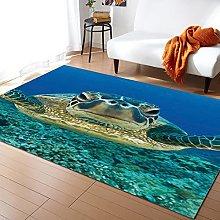 Tappeti per tartarughe marine per soggiorno