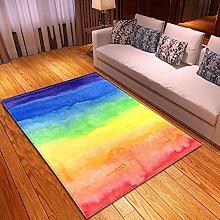 Tappeti Sfumatura di colore Home Tappeto per