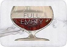 Tappetini da bagno, Amanti romantici del vino
