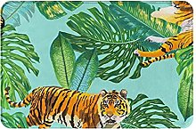 Tappetini da bagno Tappetino da bagno - Tigri in