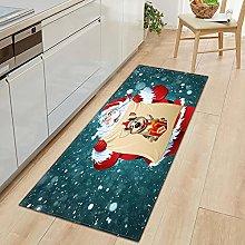 Tappetini da cucina Modello natalizio Tappetini