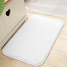 Tappetini in pile e tappeti semplici per cucina e