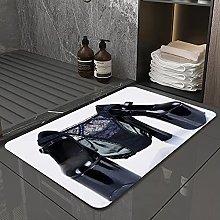 Tappetino da bagno antiscivolo 40X60cm, tappetino