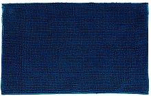 Tappetino da bagno blu navy EDM 01748