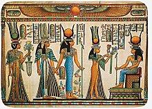 Tappetino da Bagno Egiziano, papiro Egiziano