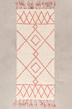 Tappetino da bagno in cotone (144x51,5 cm) Pere