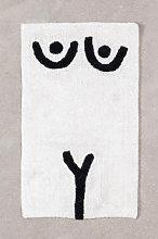 Tappetino da bagno in cotone (40x70 cm) Luet B