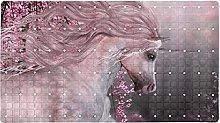 Tappetino da bagno per bambini con doccia Unicorno