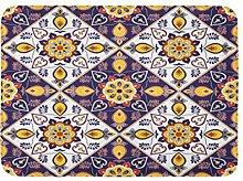 Tappetino da Bagno Portoghese con Ornamenti