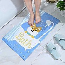 Tappetino da doccia per bambini, con ventosa,