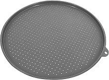 Tappetino da forno rotondo in silicone, 34,3 cm,