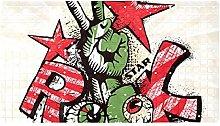 Tappetino per Vasca da Bagno Musica Rock Tappetino