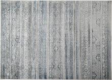 Tappeto a motivi geografici 160 x 230 cm BANDANA