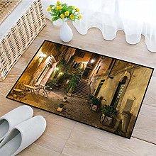Tappeto Bagno Antiscivolo, 40x60 cm Tappetino