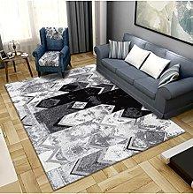 Tappeto,Bianco Sporco Geometrico 160x200cm