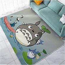 Tappeto Cartoon My Neighbor Totoro Antiscivolo
