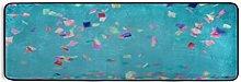 Tappeto da bagno extra lungo Tappeto antiscivolo