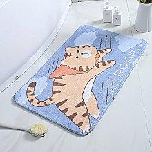 Tappeto da bagno moderno, tappetino da bagno
