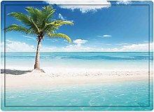 Tappeto da bagno50x80cm, Ocean Decor, Scenery