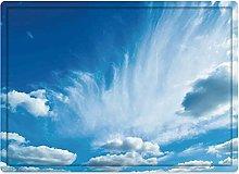Tappeto da bagno50x80cm, Sky Decor, Sky with