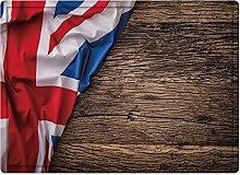 Tappeto da bagno50x80cm, Union Jack, Bandiera del