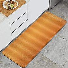 Tappeto da cucina, colore caduta creativo,