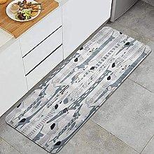 Tappeto da cucina, dachshund Dogs, impermeabile