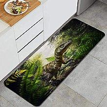 Tappeto da cucina, Dinosauro Jungle Avventura