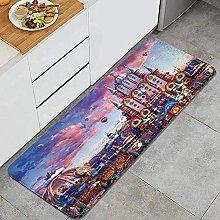 Tappeto da cucina, Dream Tales Colorful Air Air
