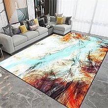 Tappeto Giardino rosso tappeti camera da letto