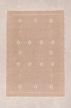 Tappeto in cotone (235x160 cm) Savet Ethnic Colors